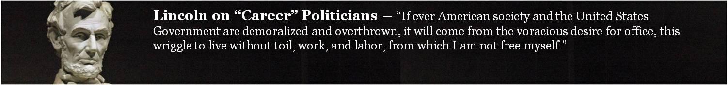 ILI_Lincoln-on-Career-Politicians